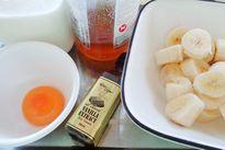 Hướng dẫn cách làm ly sinh tố chuối trứng thơm ngon, mát lạnh mùa hè