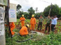 Nhức nhối nạn trộm cắp phá hoại thiết bị lưới điện ở các trạm biến áp