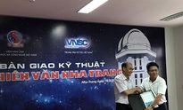 Đài thiên văn đầu tiên của Việt Nam sẽ chính thức hoạt động vào tháng 9