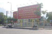 Tấm bảng quảng cáo ngoài trời của dự án không sổ đỏ đã... biến mất!