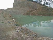 Vĩnh Phúc: Tắm trong hố nước công trình khai thác mỏ, 2 chị em ruột đuối nước thương tâm