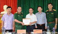 Kiểm tra công tác khắc phục hậu quả lũ quét tại Yên Bái, Sơn La