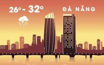 Sài Gòn mưa lớn nguy cơ ngập, Hà Nội và Đà Nẵng mưa dông
