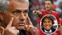 Mourinho 'đá đểu' Conte sau thương vụ Matic