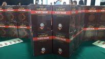Ra mắt bộ sách đặc biệt tại Hội sách quốc tế Việt Nam