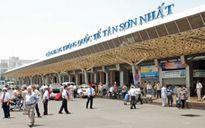 Ngày 20/8, hạn chế phương tiện ra vào sân bay Tân Sơn Nhất