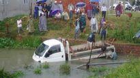 Nghệ An: Hai vụ tai nạn liên tiếp xảy ra trên quốc lộ 1A