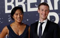 Vợ đẻ, ông trùm Facebook Mark Zuckerberg sẽ nghỉ 2 tháng chăm con