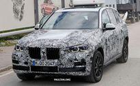 BMW X5 mới lộ diện với đèn pha Laserlight
