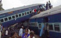 Tai nạn tàu hòa ở Ấn Độ khiến 160 người thương vong