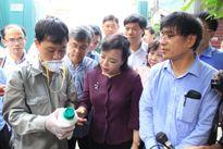 Số ca mắc sốt xuất huyết ở Hà Nội có dấu hiệu chững lại