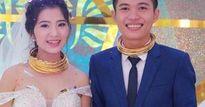 Siêu đám cưới ở Nghệ An: Cô dâu được tặng biệt thự, ô tô và 10 cây vàng