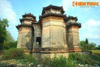 Kiến trúc Việt - Hoa - Pháp - Khmer của lăng mộ cổ độc nhất Việt Nam