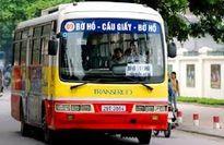 Hà Nội: 100% huyện thị có xe buýt