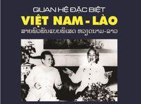 Ra mắt sách 'Quan hệ đặc biệt Việt Nam- Lào'