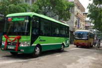 Thêm 5 tuyến buýt mới được kết nối tới huyện ngoại thành Hà Nội