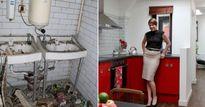 Chi tiền tỷ mua nhà vệ sinh bỏ hoang, cô gái có nhà sang khiến ai cũng sốc