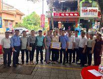 Quảng Trị: Giúp đỡ doanh nghiệp khắc phục thiệt hại do hỏa hoạn