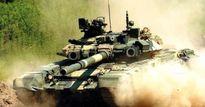 Quân đội Syria tung tăng chiến đấu T-90 Nga vào chiến trường Aleppo