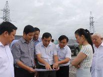 Tecco khảo sát đầu tư xây dựng khu tổ hợp đô thị và thể thao văn hóa ở Đô Lương