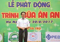 Hà Nội: Triển khai chương trình 'Bữa ăn an toàn'