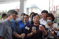 Bộ trưởng Bộ Y tế trực tiếp kiểm tra công tác phòng chống dịch sốt xuất huyết tại Hà Nội