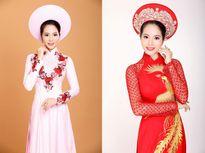 Những mẫu áo dài cưới đẹp làm say lòng cô dâu
