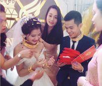 Xôn xao đám cưới trao biệt thự, xe hơi, 10 cây vàng