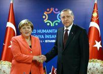 Leo thang căng thẳng ngoại giao Đức-Thổ Nhĩ Kỳ