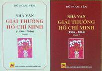 Đọc Nhà văn Giải thưởng Hồ Chí Minh (1996-2016)