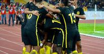 Hạ U22 Myanmar 3-1, U22 Malaysia đoạt vé vào bán kết