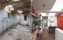 Nữ đại gia mua nhà vệ sinh bỏ hoang và sự thật gây sốc