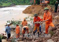 Quảng Ninh ưu tiên hỗ trợ trực tiếp các hộ dân bị ảnh hưởng bởi mưa lũ