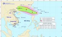 Bão Hato mạnh dần lên và tăng cấp, hướng vào Biển Đông