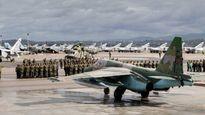 Syria: Không quân Nga tiêu diệt 200 tay súng IS đang hành quân