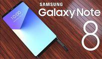 Samsung tung 2 video giới thiệu Spen và camera Galaxy Note 8