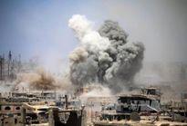 Gần 30 dân thường Syria thiệt mạng do liên quân không kích