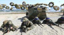 Gần 70.000 binh sĩ Mỹ - Hàn Quốc rầm rộ tập trận chung