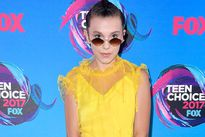 Ngôi sao 13 tuổi mặc ấn tượng đánh bật dàn người đẹp Hollywood