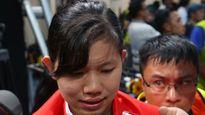 Khóc đỏ mắt, Ánh Viên vẫn lấy vàng SEA Games