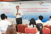Hội Chữ thập đỏ Việt Nam triển khai đề án phát triển thể chất, trí tuệ cho trẻ em