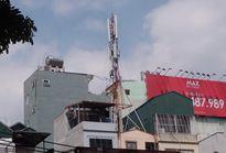 Những trạm viễn thông 'chui' giữa khu dân cư