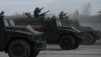 Nga phát triển xe Tiger-US thông tin kỹ thuật số đa năng (video)