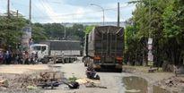 Nữ sinh chết thảm dưới bánh xe container trên đường đến trường