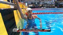 Ánh Viên phá kỷ lục SEA Games nội dung 200 m bơi ngửa