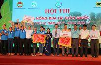 Bình Điền gắn bó với Hội thi Nhà nông đua tài
