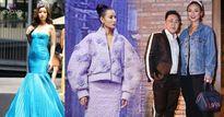 """Sao Việt mặc xấu: Hoàng Thùy xuất sắc ngoài đời nhưng lại ra """"thảm họa"""" The Face"""