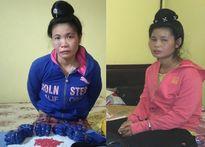 Bắt 2 đối tượng phụ nữ buôn bán 10.000 viên ma túy tổng hợp