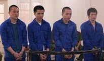 4 án tử trong vụ vận chuyển 75 bánh heroin