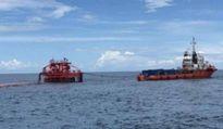 Nhà máy Lọc hóa dầu Nghi Sơn tiếp nhận 270 nghìn tấn dầu thô đầu tiên